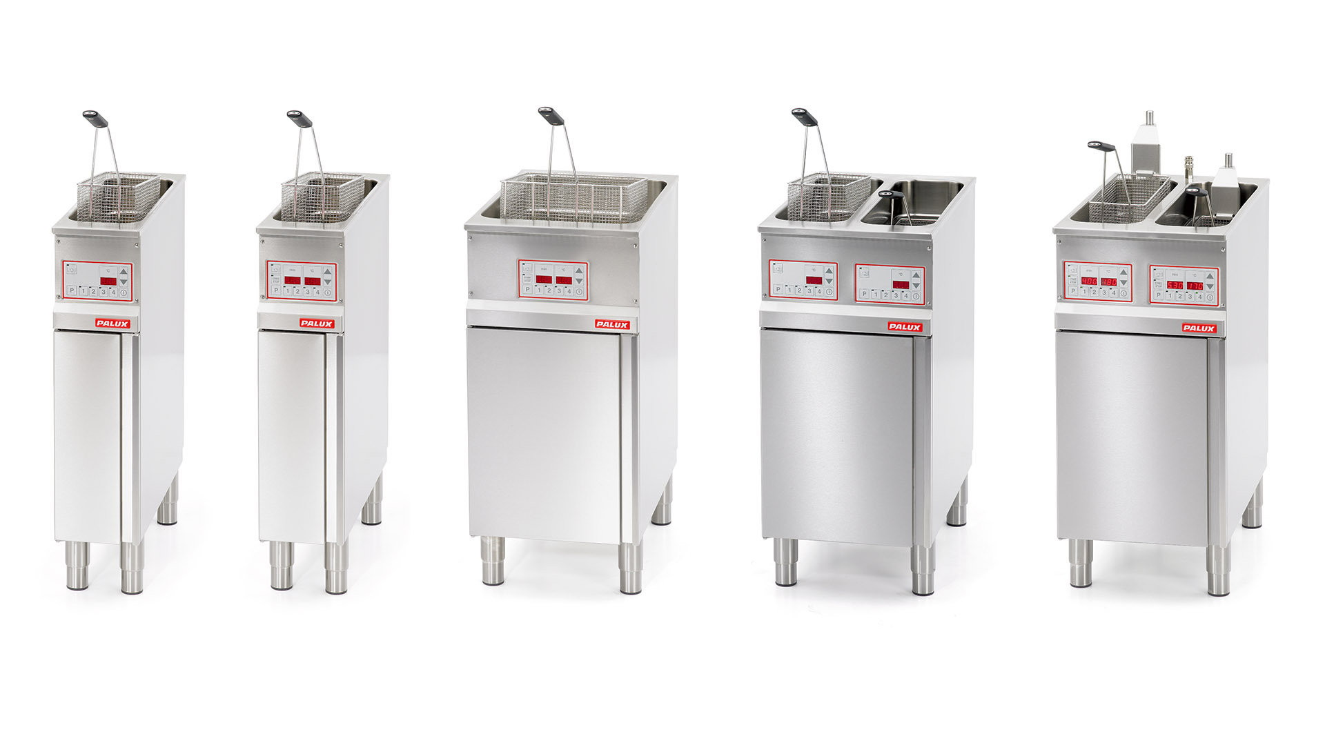 Deep Fat Fryers - PALUX - Kitchens with Concept | {Fritteusen 61}