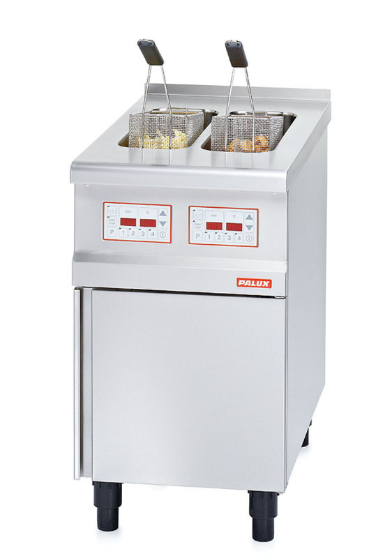 deep fat fryers palux kitchens concept profiline zweibecken fritteuse d plus aw