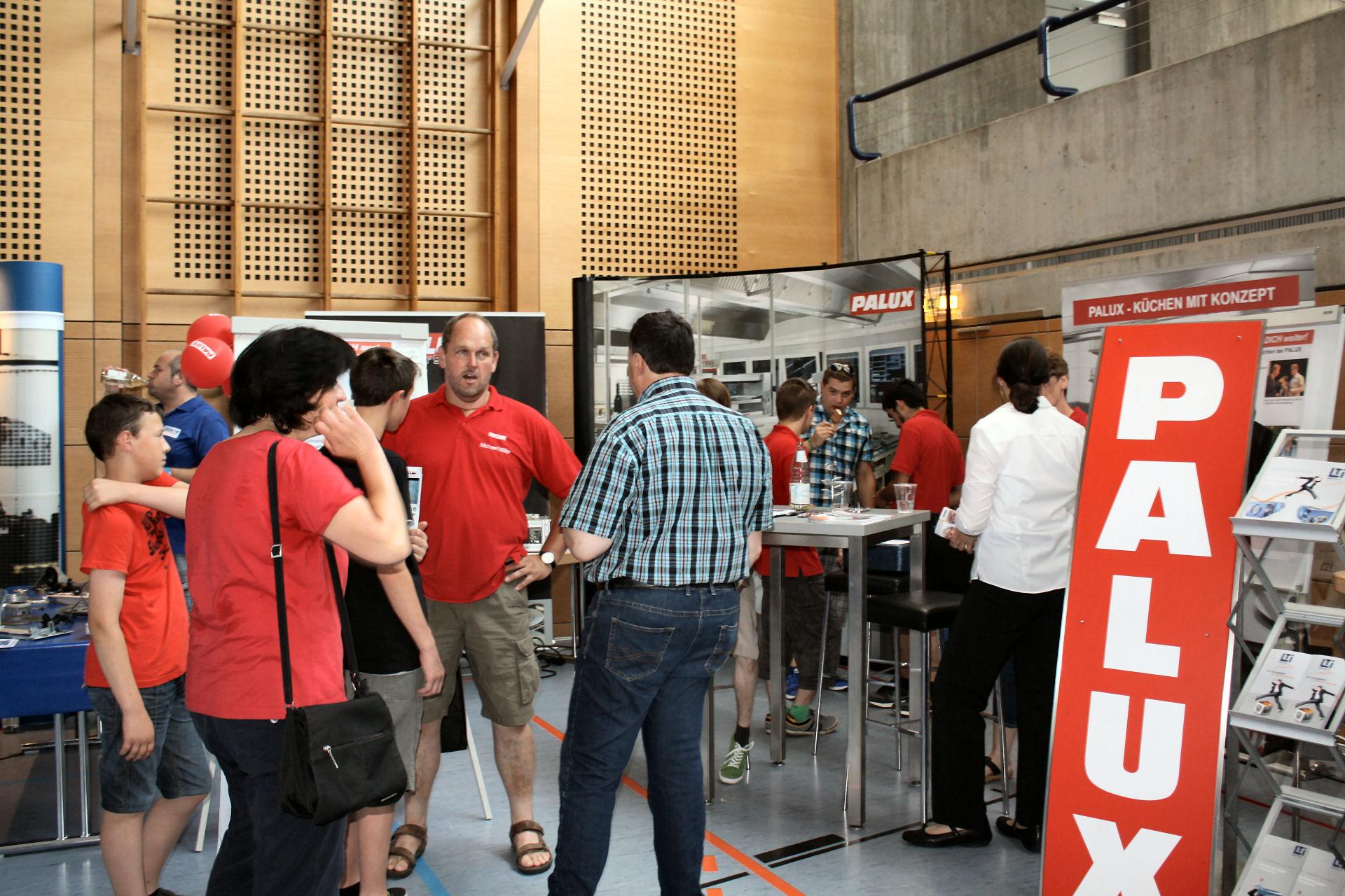 Die Bildungsmesse Lauda Königshofen ist ebenso wie Bildungsmesse in Heilbronn eine offizielle Veranstaltung der IHK und HK Heilbronn Franken