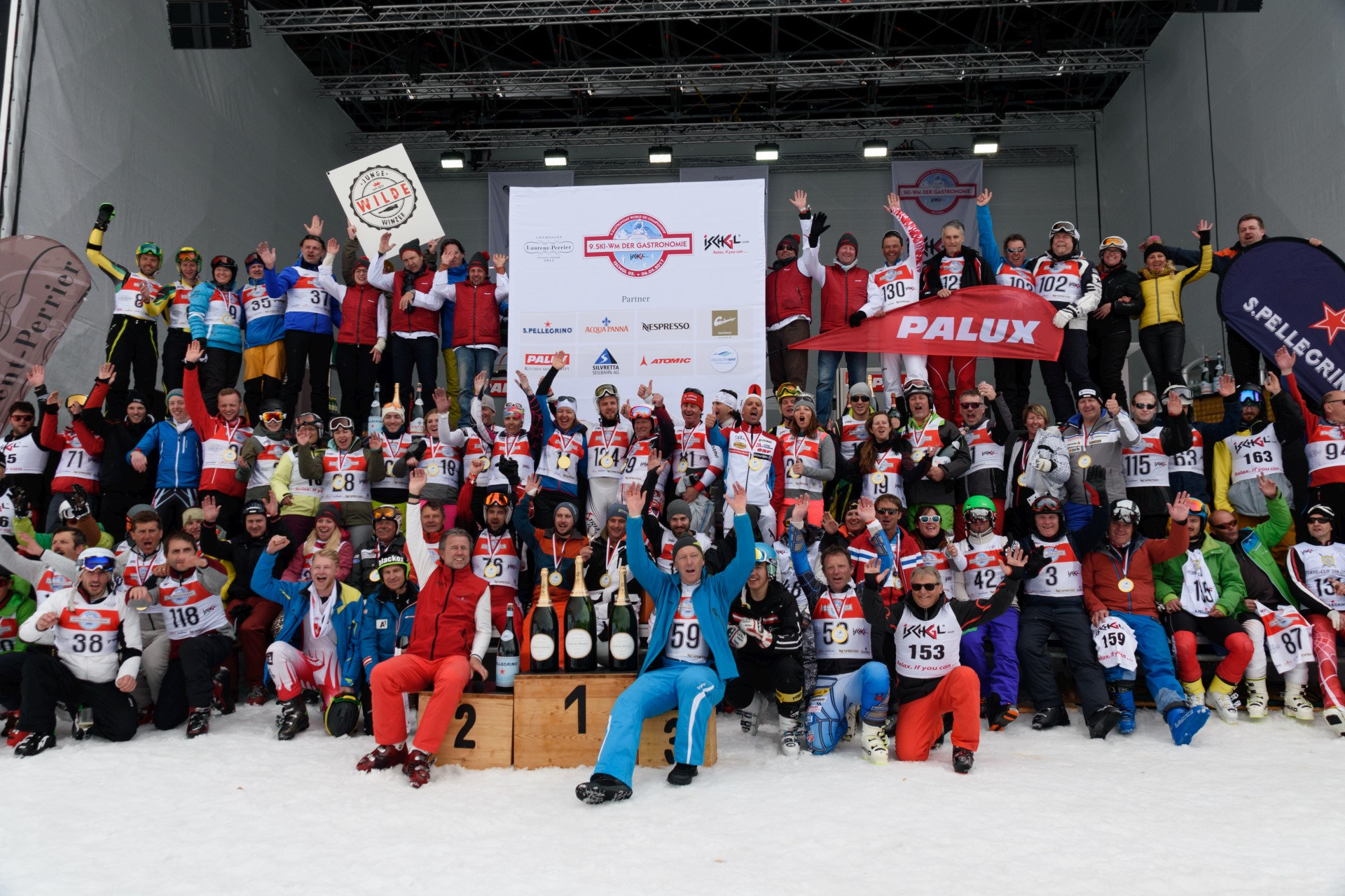 Pre-announcement: 10th Gastronomy Ski World Cup & 21st Sterne-Cup for Star Chefs
