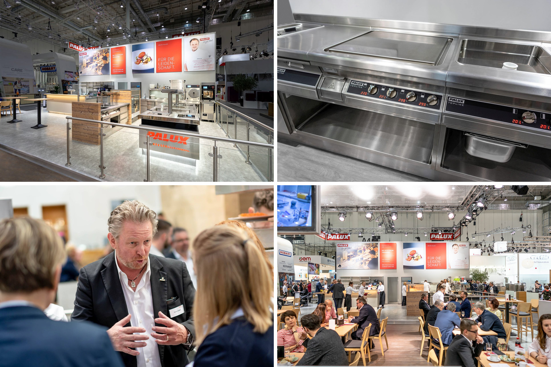 Review INTERNORGA 2019: two new products and 25 years of PALUX Topline