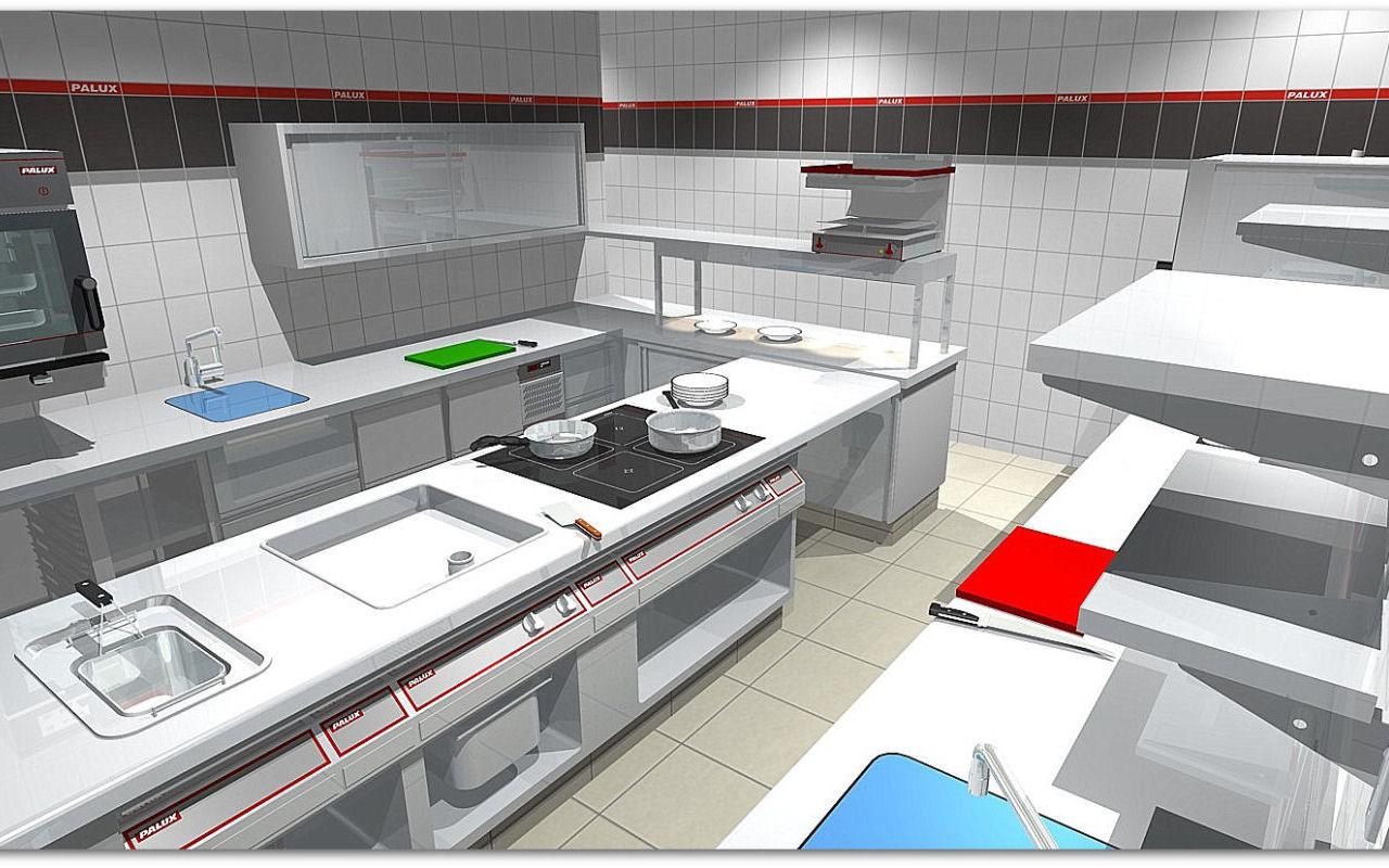 Conceptual Design & Planning - PALUX AG