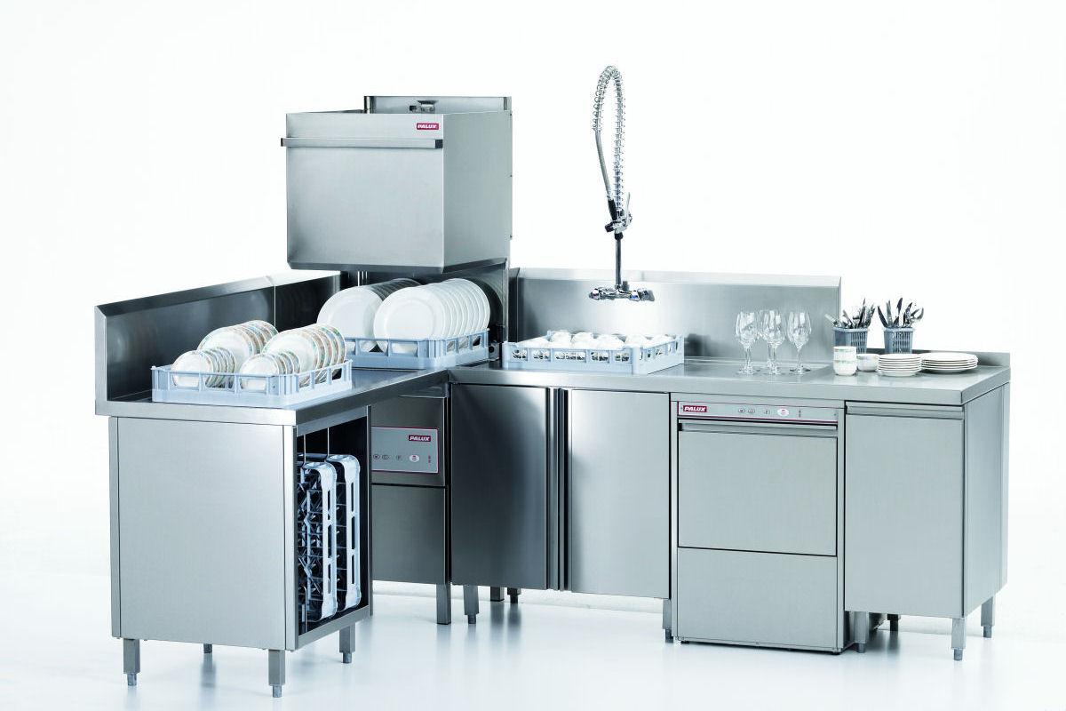 PALUX Dishwashers - PALUX AG