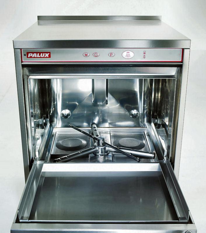 Palux geschirrspulmaschine gsc 400 palux ag for Geschirrspülmaschine a