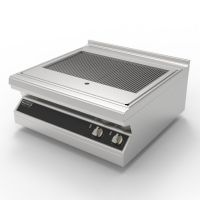 Steak Grill 800 with drain downwards