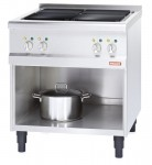 4-Plates-Electric Range